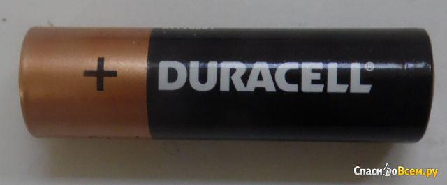 Щелочные батарейки Duracell AA Basic, MN1500 K2 фото