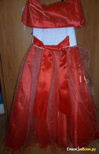 Детское платье KG (Киргизия) фото