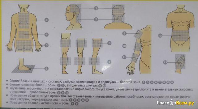 Тибетский иппликатор для интенсивного воздействия «Кортин-медтехника» фото