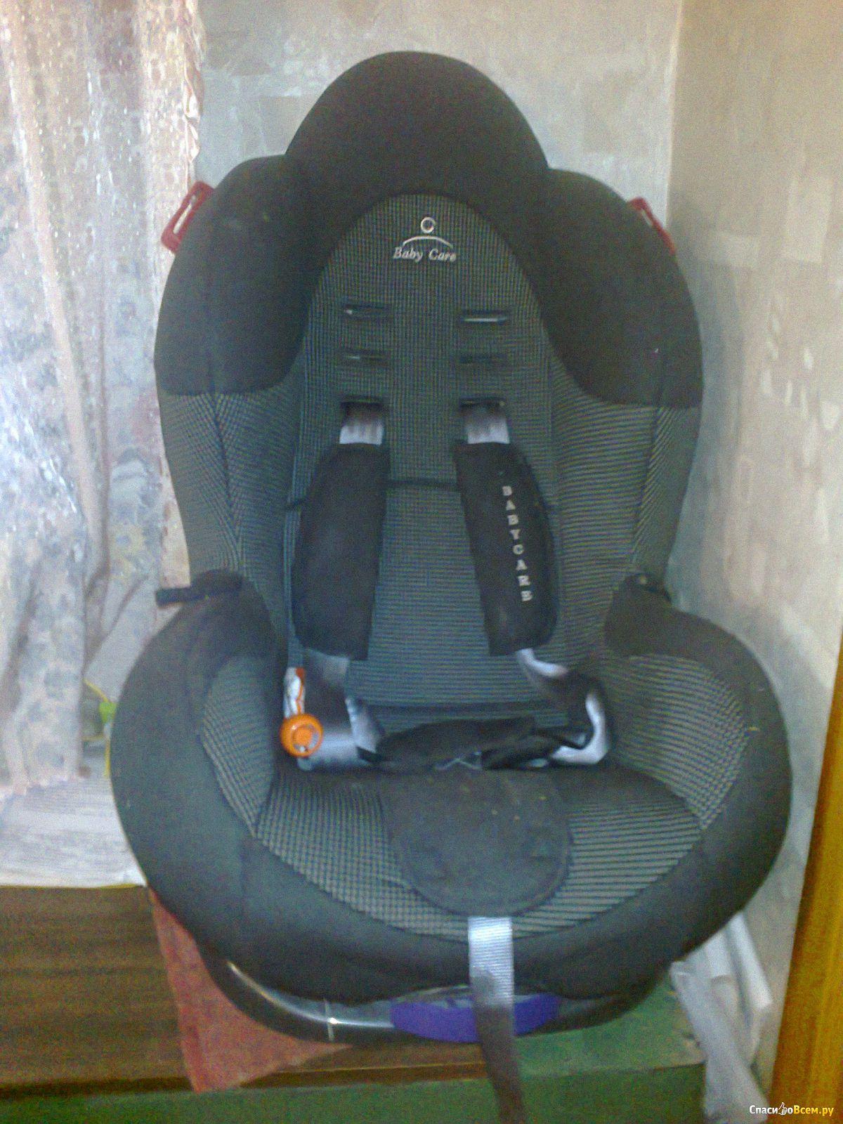 Автокресло Baby Care