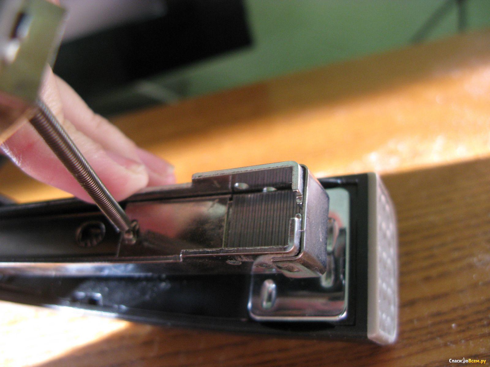 Как починить степлер - m 100