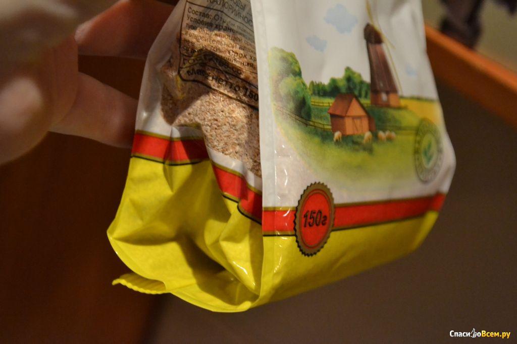 отруби пшеничные для похудения как принимать отзывы