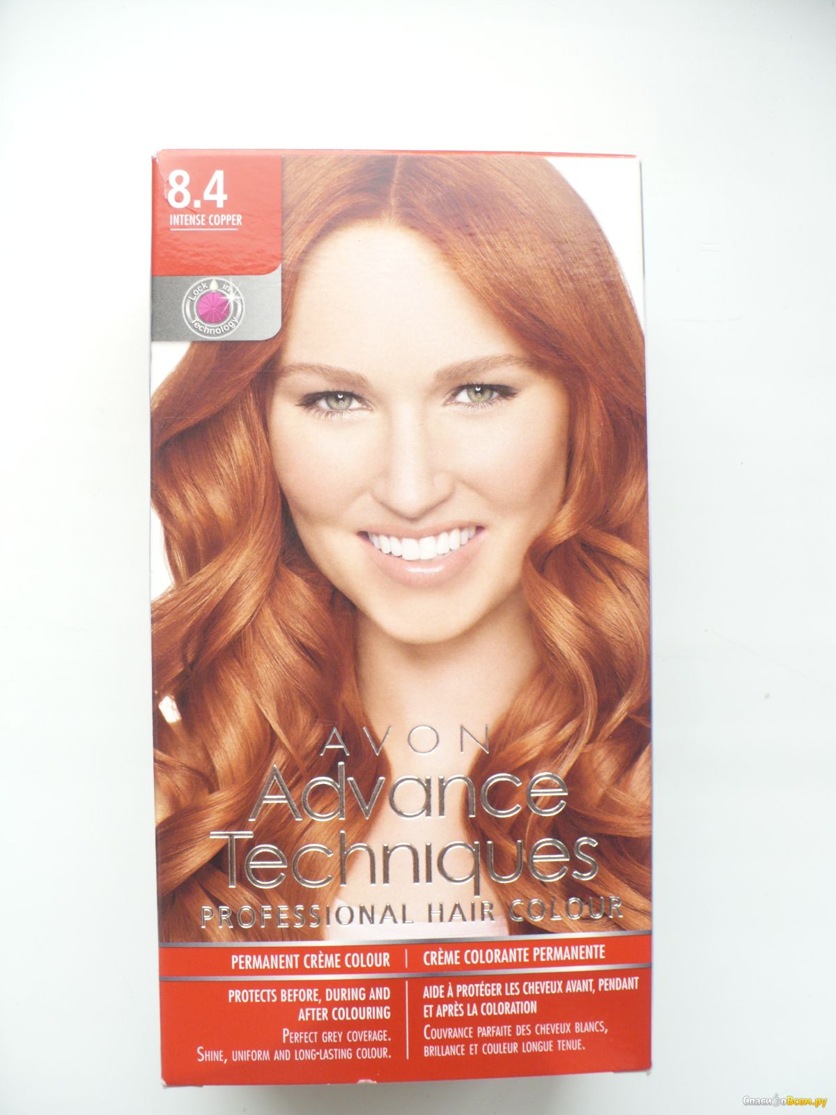 Краска для волос решена