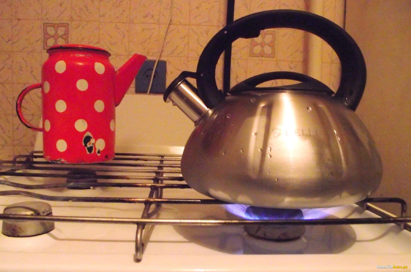 Как выбрать чайник для кипячения воды на газу