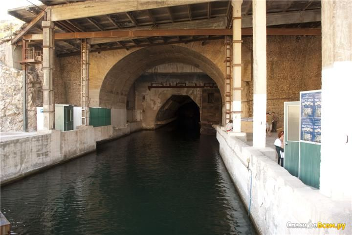 секретный Метрополитен-музей подводных лодок