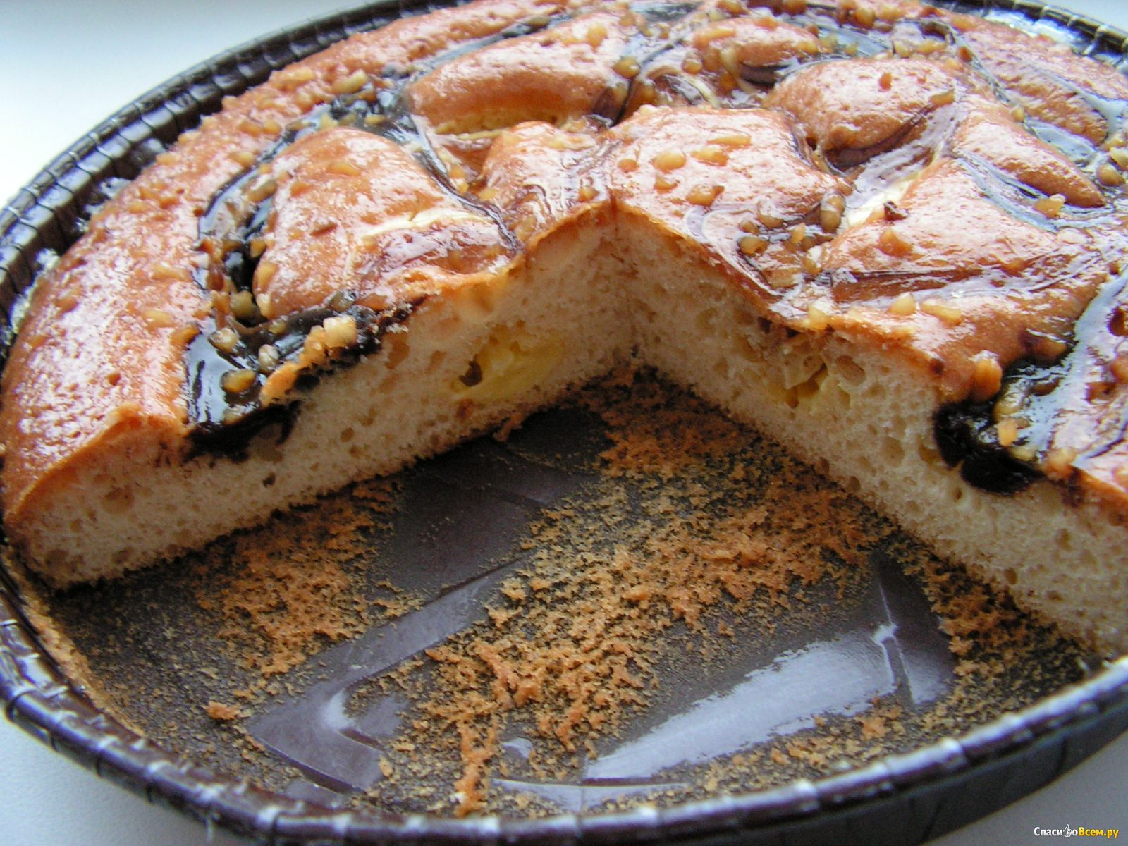 Пироги с изюмом и грецким орехом рецепт пошагово в