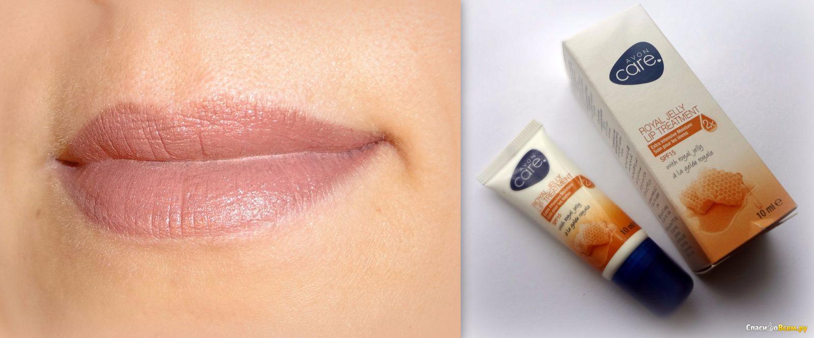 Увлажняющий бальзам для губ арбуз эйвон отзывы 1 фотография