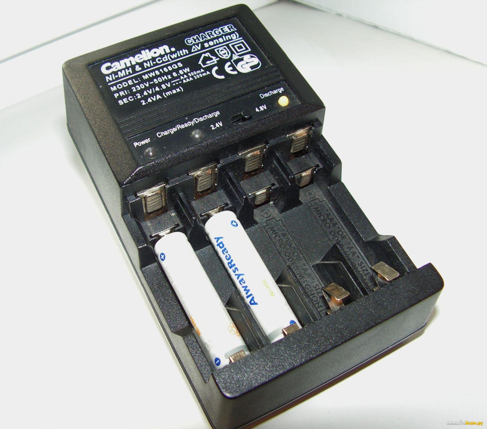 Инструкция зарядное устройство camelion mw8168