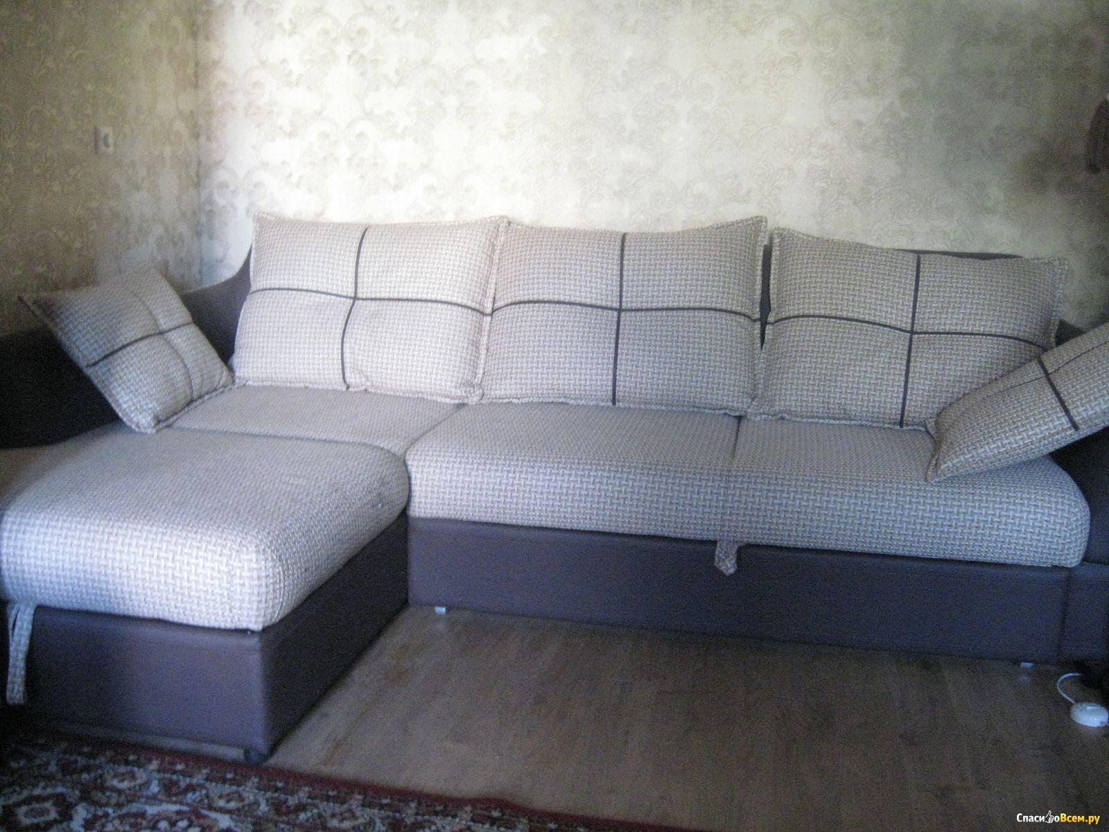 отзыв про угловой диван лоренцо пинскдрев на что обратить