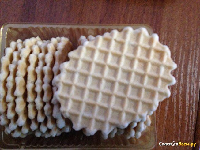 Мягкое печенье в вафельнице рецепт пошагово