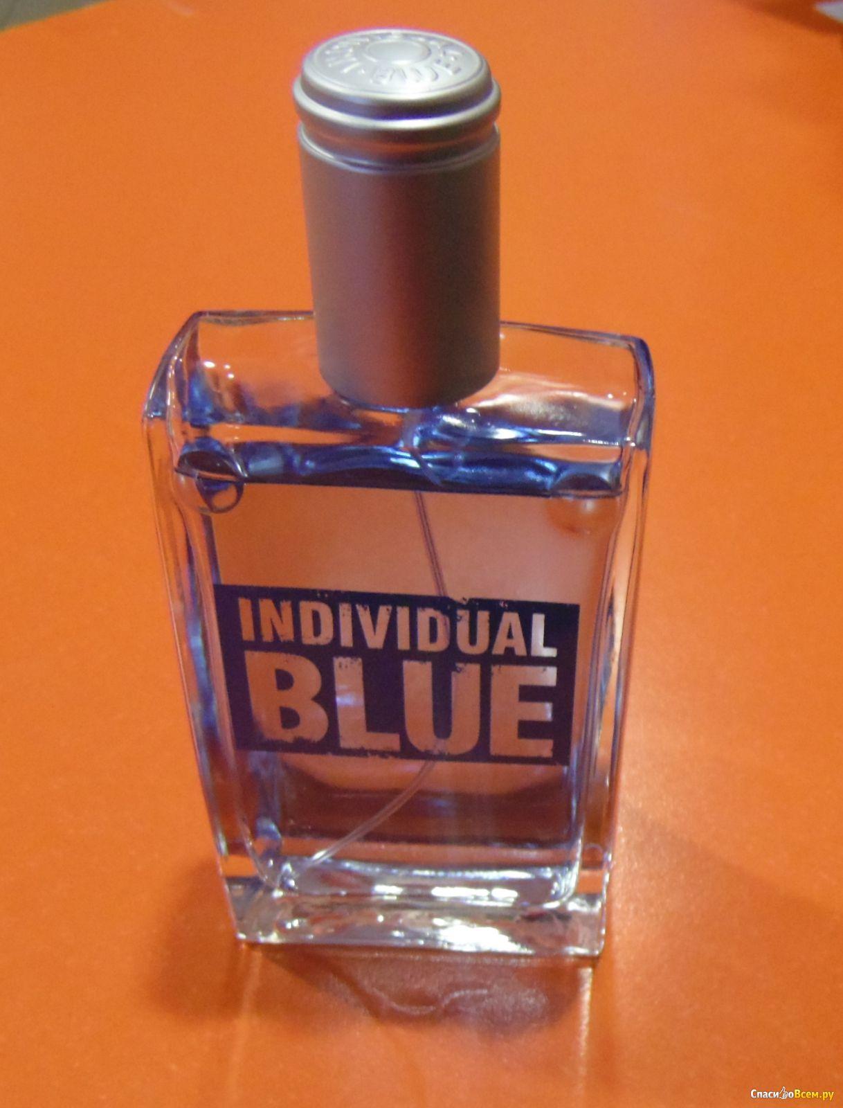 Individual blue for her где можно купить косметику клеона