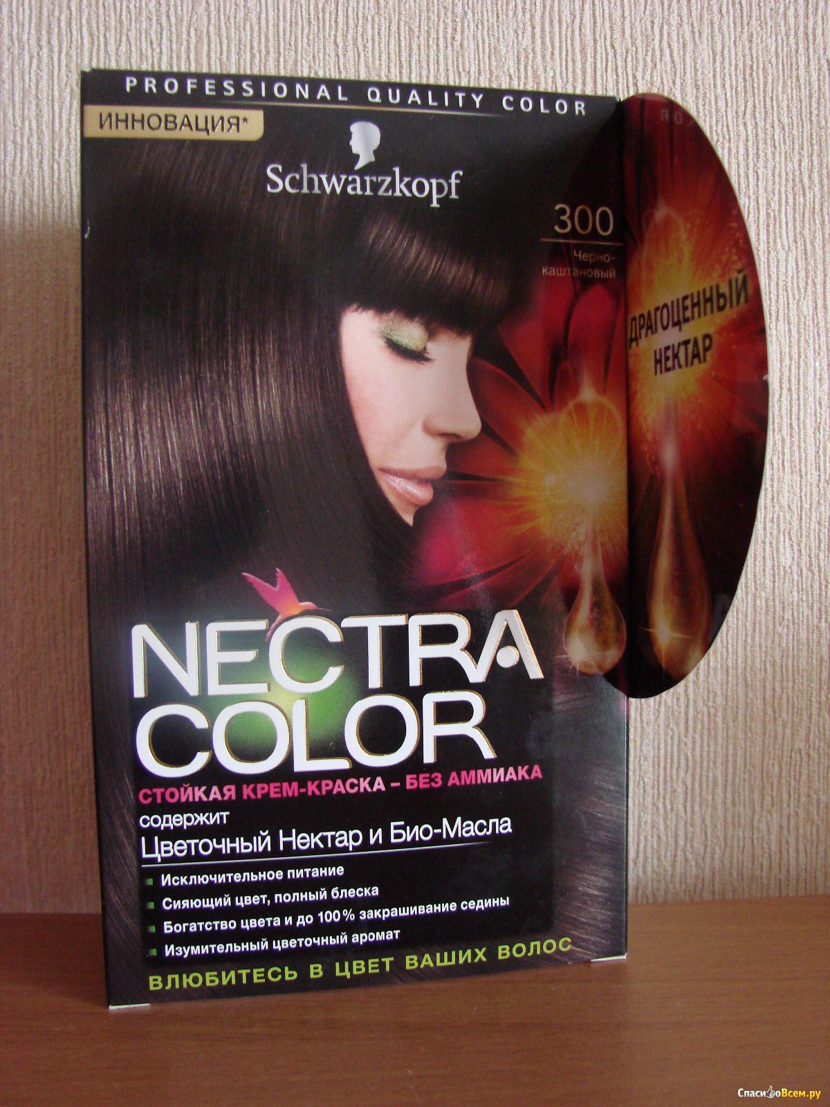 Краска для волос шварцкопф цветов фото
