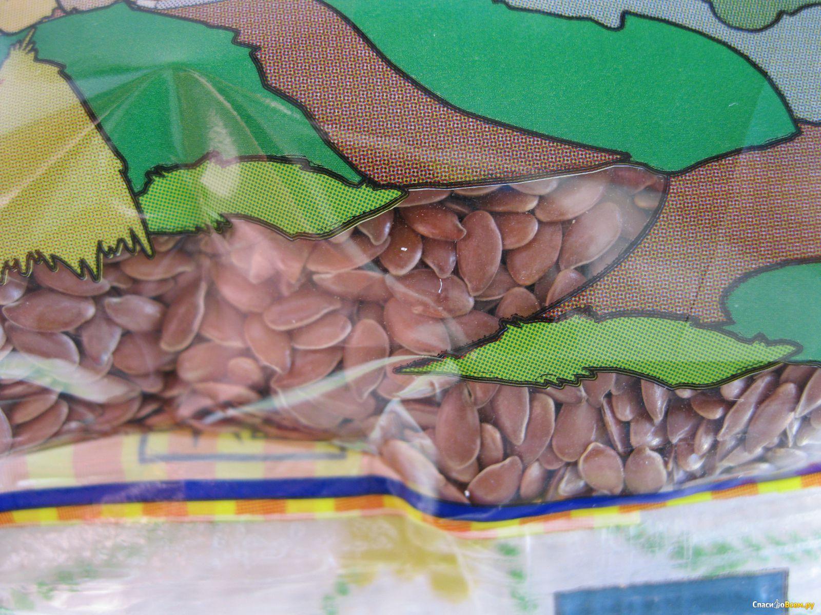 семена льна против паразитов отзывы