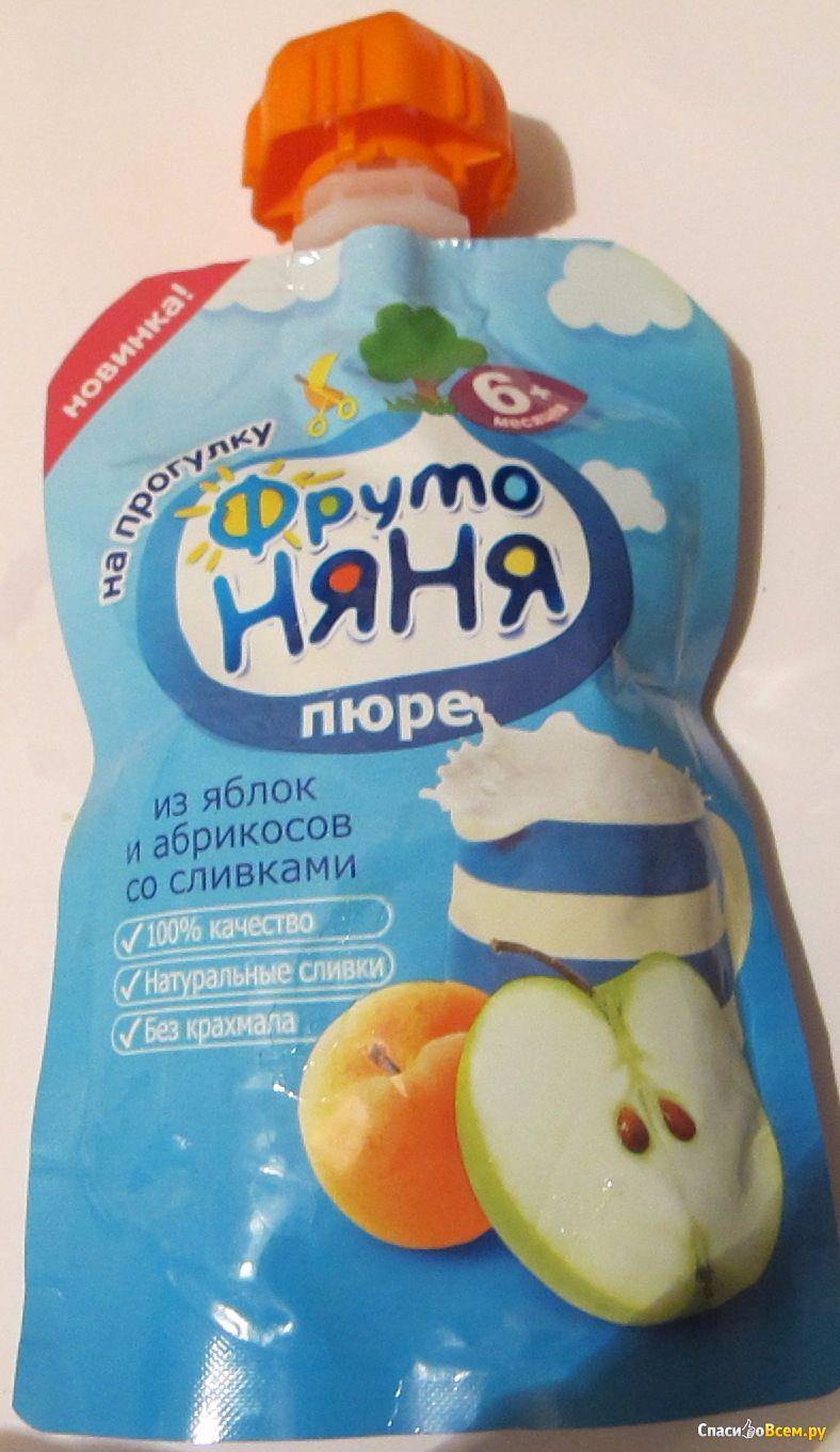 Детское фруктовое пюре ФрутоНяня Дочки-Сыночки в Москве 49