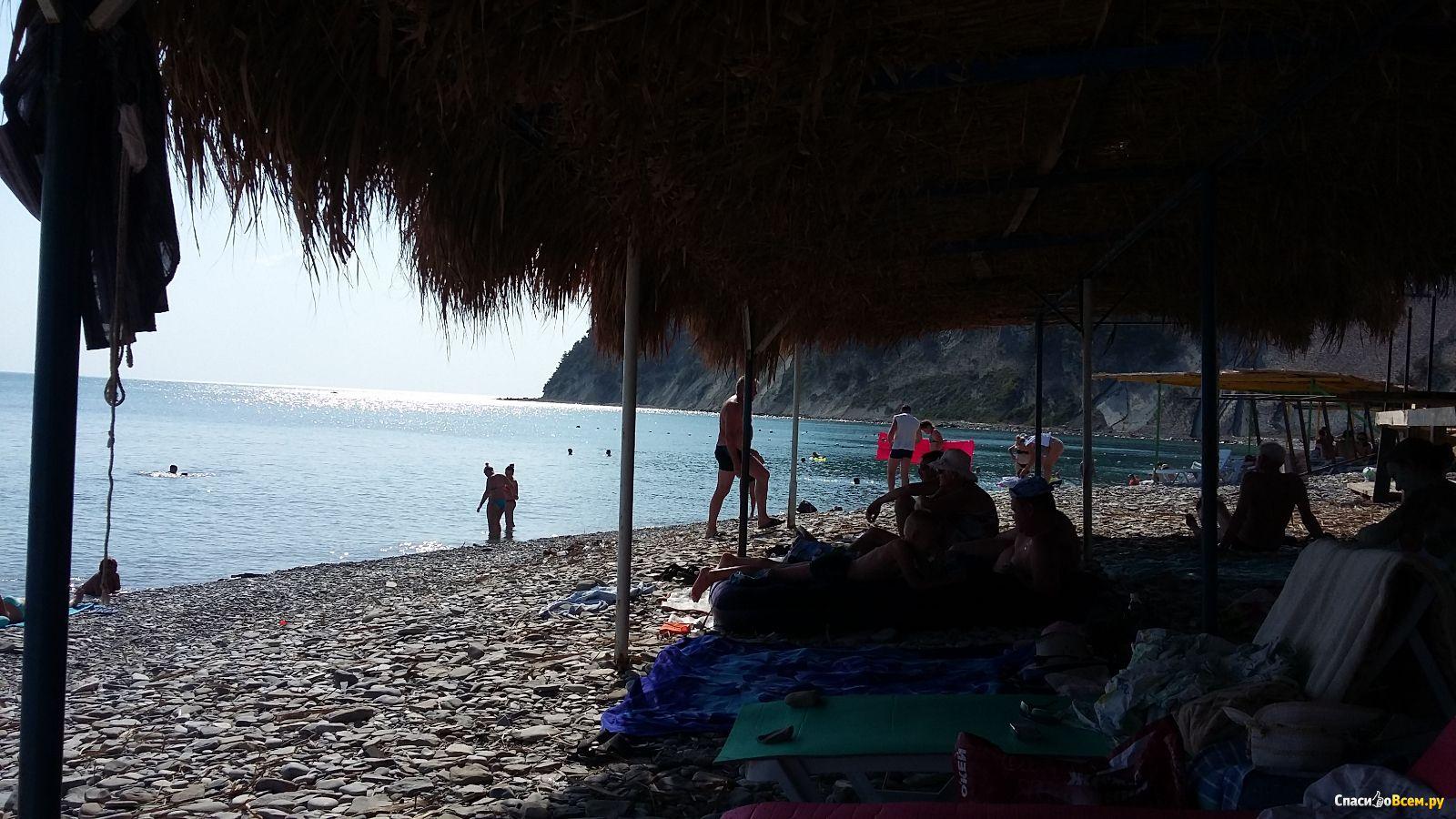 Пляж бухты инал фото пляжа и поселка отзывы