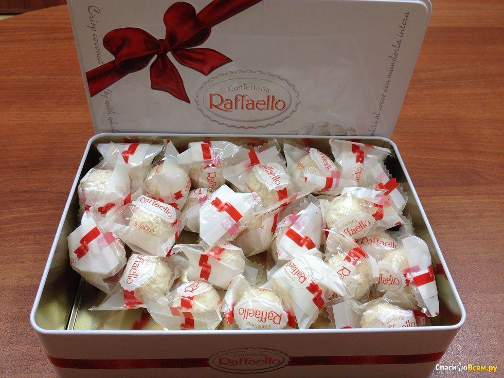 Рафаэлло конфеты своими руками рецепты с