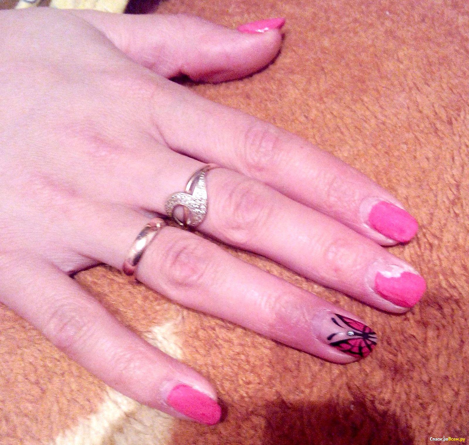 Чем снять шеллак на ногтях фото