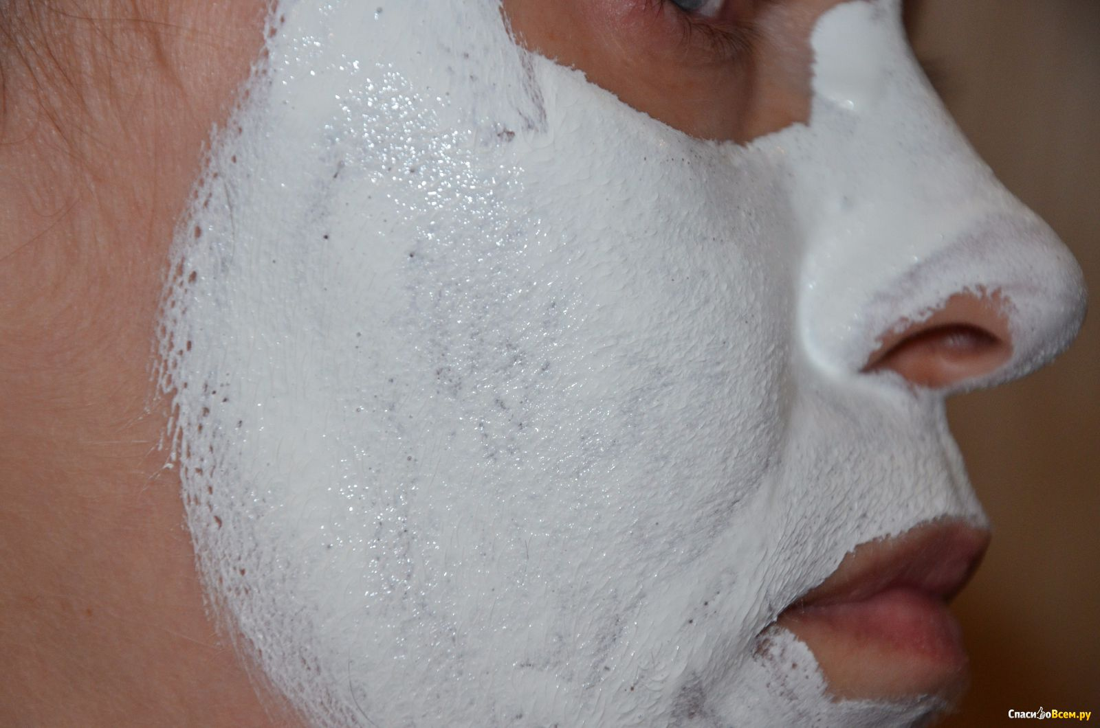 маска пленка oriflame