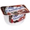 """Десерт Danone Даниссимо для него """"Гранат - темный шоколад"""""""
