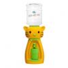 """Детский кулер для воды и сока Акваняня """"Жёлтая кошка с салатовым"""""""