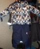 Детский зимний костюм Crockid с мембранной технологией Water Resistand Windprof