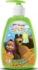 """Детское жидкое мыло для рук питательное Маша и медведь """"Печенька"""""""