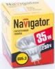 Галогенная лампочка Navigator JCDR-35/GU5.3 35W