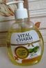 """Гель для интимной гигиены Vital Charm """"Деликатный"""" с протеинами пшеницы и маслом чайного дерева"""