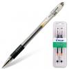 Гелевая ручка Pilot G-1 Grip, черная