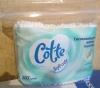 Гигиенические ватные палочки Cotte Softcare с алоэ вера