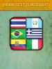Игра Brain Test Flags Quiz для iPhone