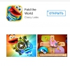 "Игра ""Fold The World"" для iPad"