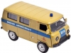 Игрушечный автомобиль Autotime Collection UAZ 39625 ВАИ 1:43