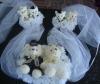 Изготовление свадебных украшений на машины