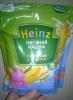 """Каша Heinz быстрорастворимая молочная """"Овсяная кашка с молоком и бананом"""""""