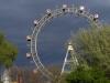 Колесо обозрения в парке Пратер (Вена, Австрия)