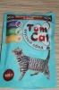 """Консервы для кошек Tom Cat """"Вкусный обед"""" Лосось с форелью в желе"""