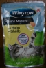 """Консервы для кошек Winston """"Изысканное питание"""" с курицей и яйцом"""