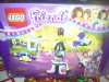 Конструктор Lego Friends Парк развлечений 41128