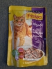 Корм для кошек Purina Friskies с говядиной и ягненком в подливе