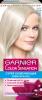 Крем-краска для волос Garnier Color Sensation Супер Осветляющая 910 Пепельно-серебристый блонд