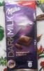 Молочный шоколад Milka Dark Milk насыщенный и нежный