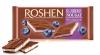Молочный шоколад Roshen с черничной нугой