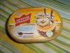 """Мороженое пломбир ванильный с суфле и шоколадным наполнителем Инмарко """"Золотой стандарт"""""""