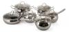 Набор посуды Bergner BG-2067 из 12 предметов
