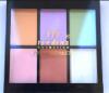 Палитра корректоров Malva Cosmetics Pro Correct Palette