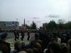 Парад Победы на площади Славы 2015 (Уссурийск)