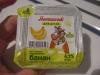 """Паста творожная с наполнителем банан """"Яготинское"""" для детей 4,2%"""