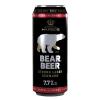 """Пиво светлое """"Bear Beer"""" Московская пивоваренная компания"""