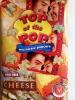 """Попкорн """"Top of the pop"""" для приготовления в микроволновой печи со вкусом сыра"""